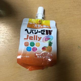 ヘパリーゼW JElly 4個売り