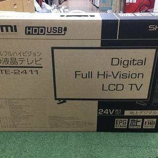 未使用!SHION LED液晶テレビ HTE-2411