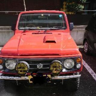 【9年車】ジムニーJA12V