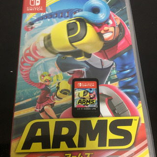 Switchのゲーム、ARMS