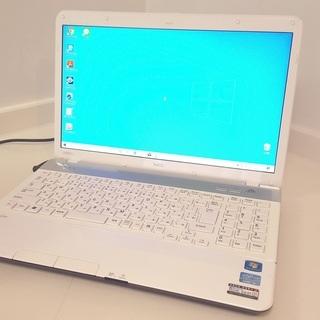 ☆中古美品☆NEC LaVie S PC-LS550FS1KW ...