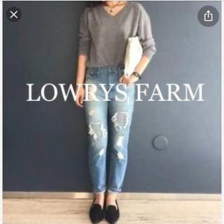 ☆LOWRYS FARM☆ローリーズファーム  クラッシュデニム