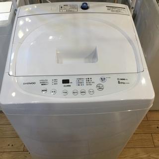 【安心6ヶ月保証付】全自動洗濯機 Daewoo DW-S50AW...