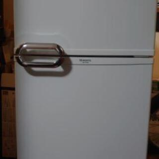 冷蔵庫をお譲りします。(一緒に炊飯器、テレビ、アイロン)