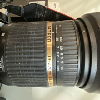 TAMRON AF18-270mm F/3.5-6.3 Dill...