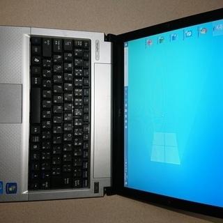 ノートパソコン NEC versapro VB-E【SSD240GB】