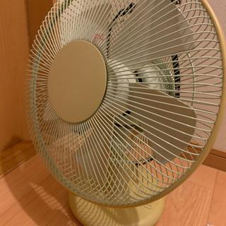 扇風機 短足 09年製