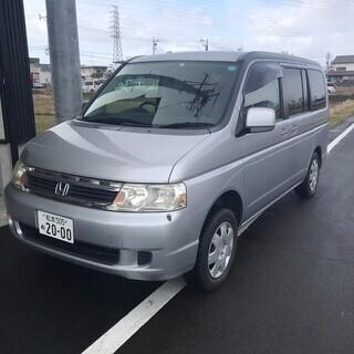 総額16.8万円 4WD平成15年式 ホンダ ステップワゴンG ...