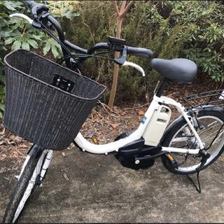 R00E 電動自転車 I79N  ヤマハパス 20インチ 4アン...