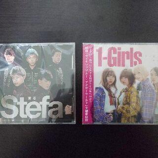 値下げ‼️ 「1-Girls&Stefa」  メジャーデビューシングル