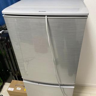 SHARP 冷凍冷蔵庫 一人暮らし用