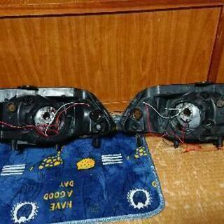 オデッセイ 社外 ヘッドライト RA - 車のパーツ
