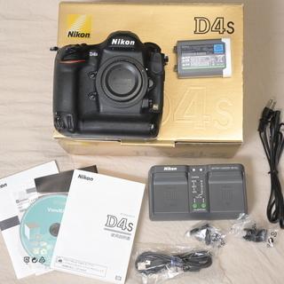 Nikon D4S プロ用一眼レフ 総枚数69900枚 D3 D...