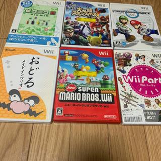 任天堂Wii ソフト