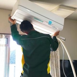初心者向け 家庭用エアコン取付・取り外し講習