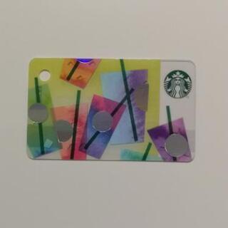 スターバックス スタバ カード ミニ 新品未使用