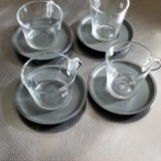 ネスプレッソ コーヒーカップ 4客セット