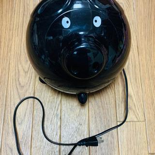 SIS アニマル加湿器 超可愛いブタの超音波 加湿器 ブラック