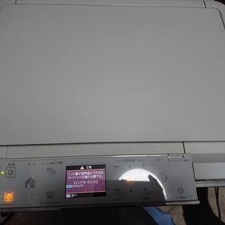 【取引中】epson ep-803aw シアンインク切れ 予備イ...