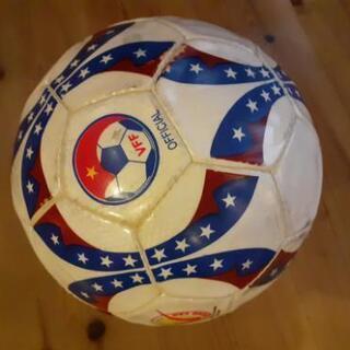中古サッカーボール