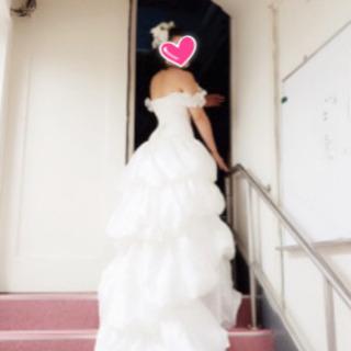 ウェディング 花嫁衣装4点付