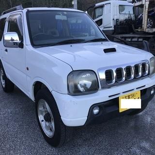 ジムニー XC ターボ 4WD 車検R4年1月26日まで
