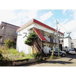 初期費用抑えめ★敷金・礼金ゼロ★1K★バストイレ別★ 北海道江別...