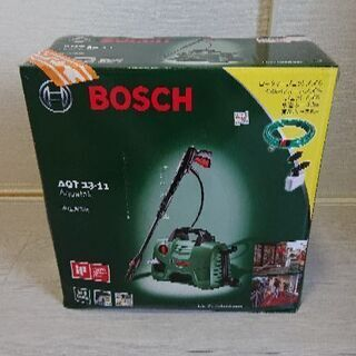 【未開封】高圧洗浄機BOSCH