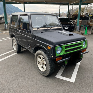 ジムニー JA11 4WD MT5 車検付き
