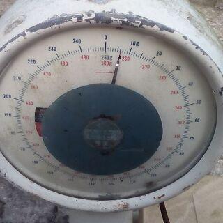 台ばかりスケール10キロ用500グラム用