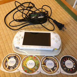 PSPソフト付き