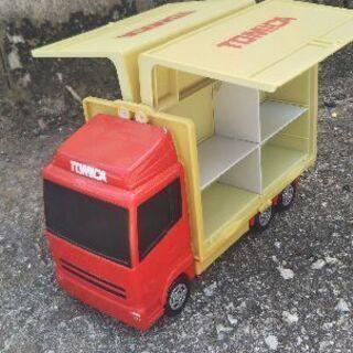 Tomicaトラック