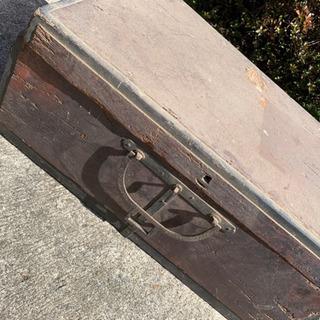 木箱レトロ
