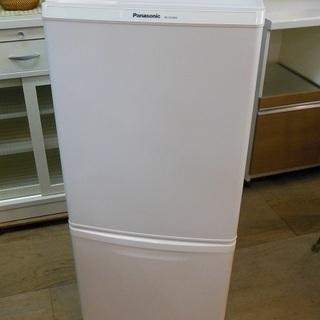 Panasonic 2ドア 冷凍冷蔵庫 NR-TB148W 20...
