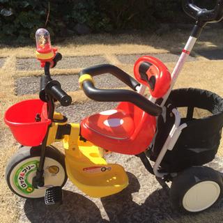 ミッキーマウスの三輪車