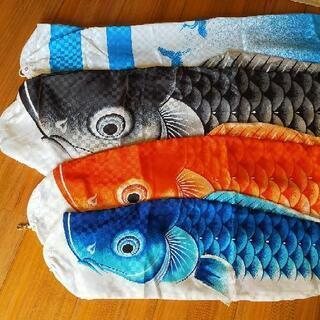 鯉のぼり ベランダ向け