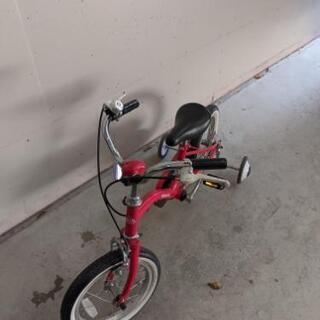子供用自転車 14インチ 中古