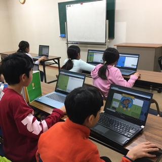 子供プログラミング教室(アクティブラーニング)