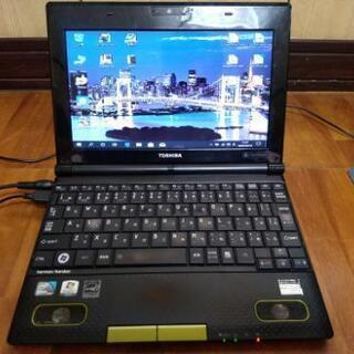 東芝 ノートパソコン N301/02EG(USED・動作品)