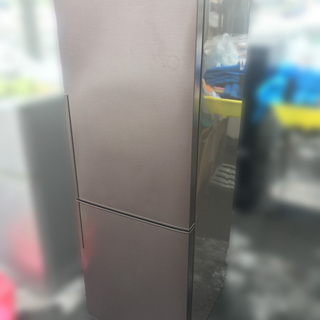 SHARP/シャープ 冷凍冷蔵庫 2ドア 271L 2018年製...