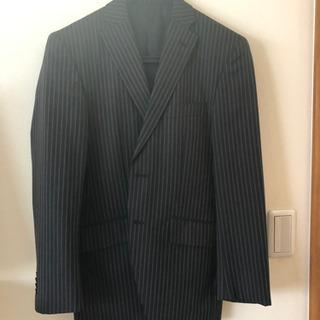 ジャケット黒(春夏)woven in Biella - Italy