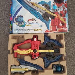戦隊ヒーローおもちゃ キュータマ、キューレンジャー