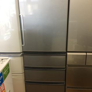 「安心の1年間保証付!【AQUA】4ドア冷蔵庫売ります!」