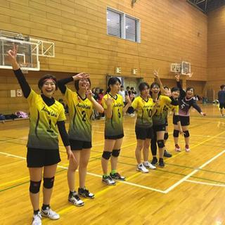 【メンバー募集!】千葉市でバレーボール!