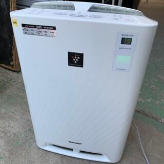 2012年製SHARP加湿空気清浄機プラズマクラスター