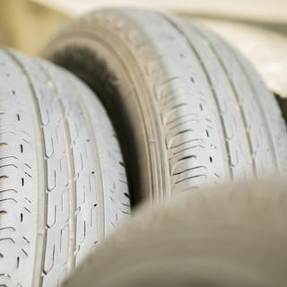 N-VANのタイヤ4本セット(ホイール付き)(美品) - 車のパーツ