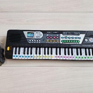 【多機能】電子サウンドキーボード【49鍵盤】