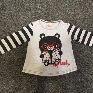 ロンTシャツ(サイズ90cm)