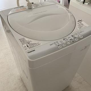【取りに来れる方限定・使用可能】 東芝 洗濯機 2014年式 縦...