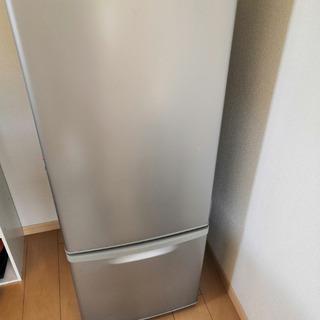 冷蔵庫 Panasonic nrb173ws